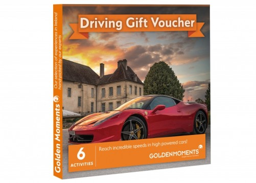 Driving Experience Gift Card | Driving Choice Gift Voucher
