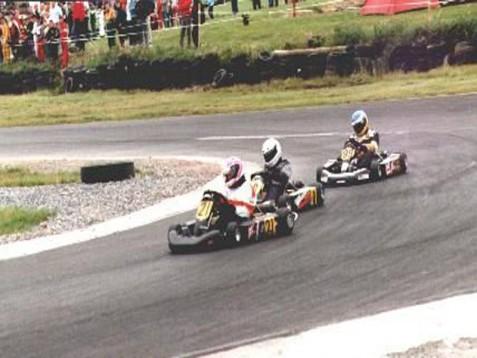 Go Kart Racing - 15 Minutes