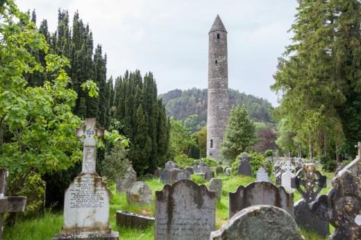 Glendalough and Powerscourt Gardens Tour | Instant EVoucher