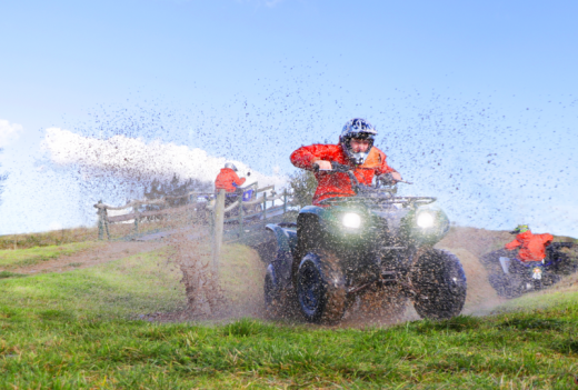 Quad Biking Experience for 2 - Co. Monaghan!