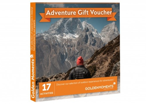 Adventure Gift Voucher | Selections of outdoor experiences