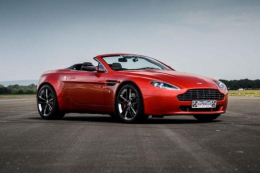 Drive An Aston Martin Gift Card