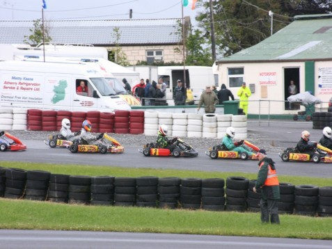 Go-Karting Exclusive - 15 minutes in Galway