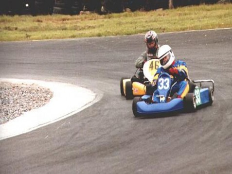 Go-Karting is for everybody!