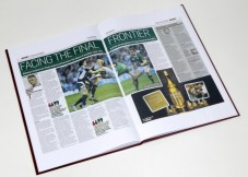 Irish Rugby Newspaper Book