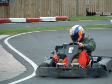 Go-Karting for Juniors in Northern Ireland - 60 minutes