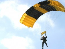 Parachuting Static Line