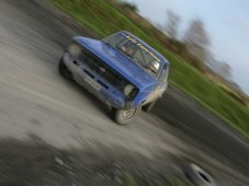 Rally Car Driving Northern Ireland