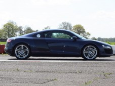 Audi R8 Driving experience (UK)