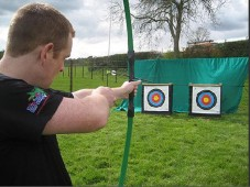 Archery Session - Northern Ireland