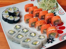 Make Sushi - Course for Two