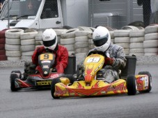 Go-Karting Exclusive - 45 minutes in Galway