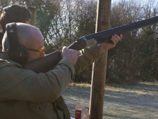 Clay Pigeon Shooting in Northern Ireland