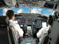 B737 Flight Simulation (60 minutes)