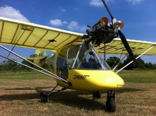 Microlight Flying Lesson - 60 minutes