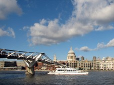 London Eye & Thames Cruise for Two