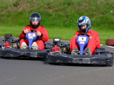 Go-Karting for Juniors in Northern Ireland - 30 minutes