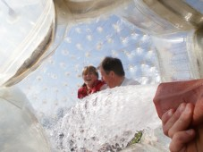 Zorbing Package - Zorbing & Hot Tubs