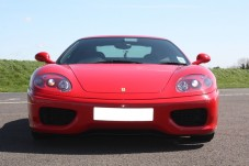 Drive a Ferrari in Anglesey