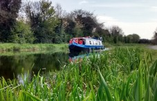 Scenic River Cruise - Sallins to McCreevy's Lock