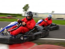 Go-Karting in Northern Ireland - 30 minutes