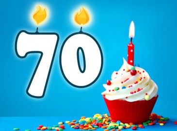 70th Birthday Gift Ideas & Experiences