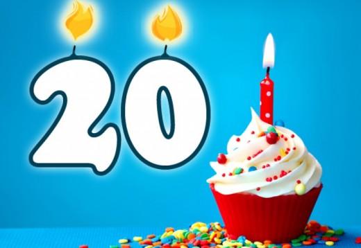 20th Birthday Gifts